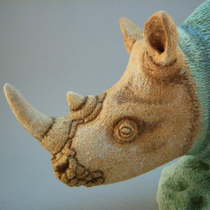 The Lone Rhinoceros…there ain't one hell of a lots of us